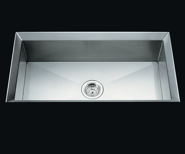 ... Poise Undercounter Kitchen Stainless Steel Sink modern-kitchen-sinks