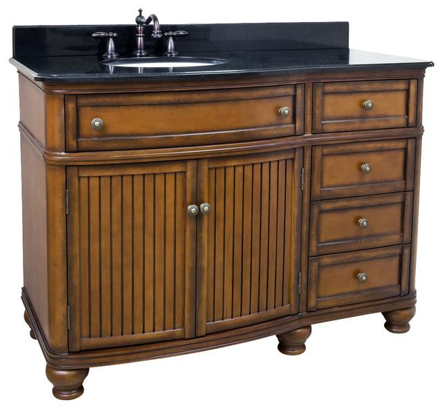 Lyn Design VAN029-48-T traditional-bathroom-vanities-and-sink-consoles
