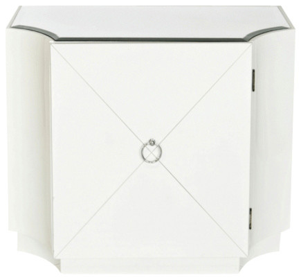 World away Gatsby cabinet, White contemporary-storage-units-and-cabinets