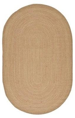 Safavieh Braided BRD164A Area Rug - Multi modern-rugs