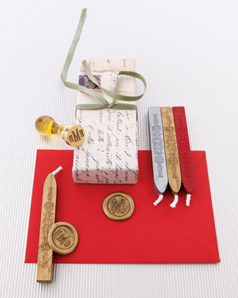 Freund-Mayer & Co.. Wax Seal Kit traditional desk accessories