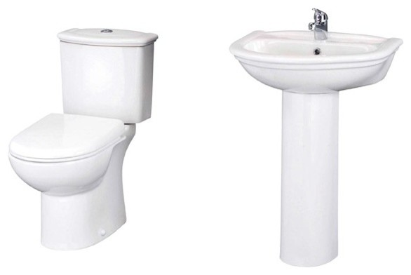Barmby 4 Piece Set toilets