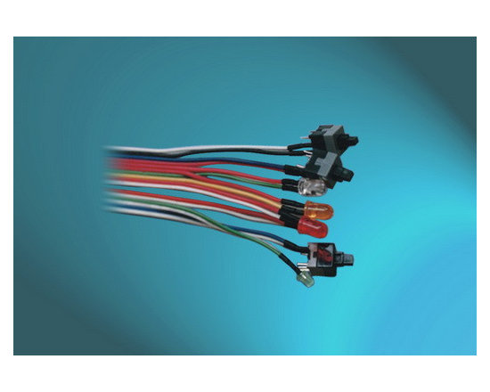 Heat shrink cable tubing -