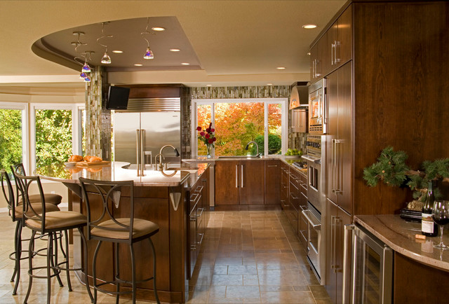 Kirkland contemporary contemporary kitchen