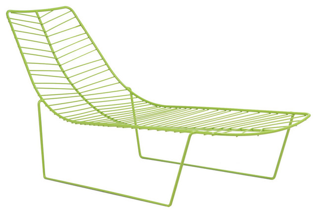 arper leaf chaise daybed modern outdoor chaise lounges