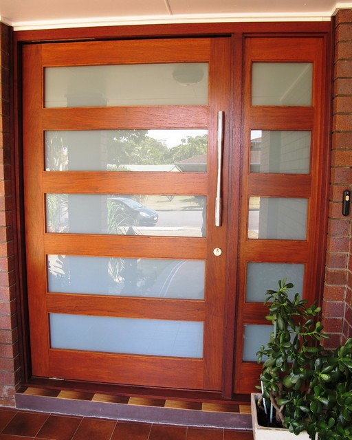 allkindjoinery doors 051 modern front doors other metro by allkind joinery glass. Black Bedroom Furniture Sets. Home Design Ideas