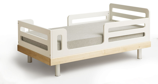 Bed Birch By Oeuf Modern Kids Beds By Classic Toddler Bed Birch