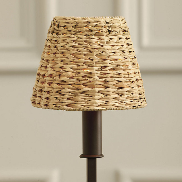 woven seagrass chandelier shade traditional lamp. Black Bedroom Furniture Sets. Home Design Ideas