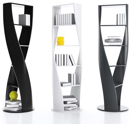 MYDNA contemporary-bookcases