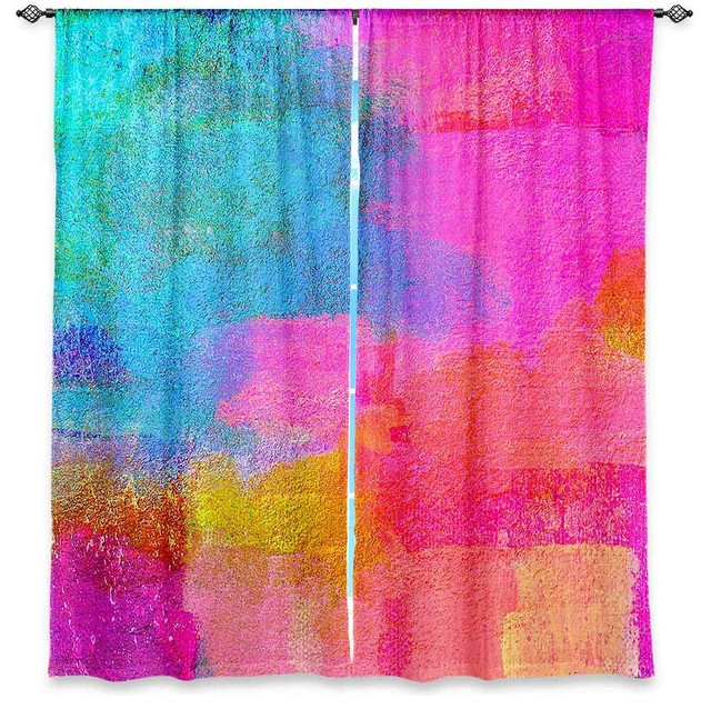 Window Curtains Lined by China Carnella Monaco contemporary-curtains