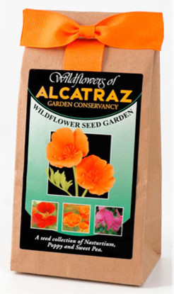Wildflowers of Alcatraz Seed Garden bulbs-and-seeds