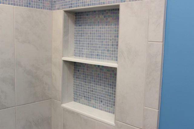 Bathrooms-Tub walls, floor