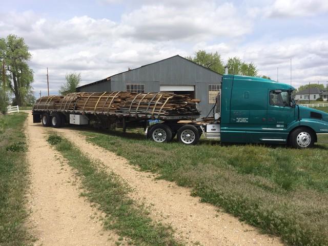 Reclaimed Furniture Truck Load Of Wood Rustic Indoor