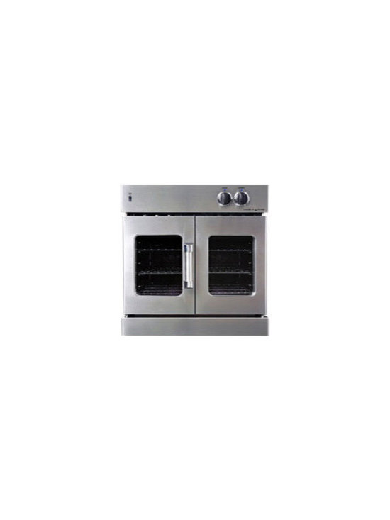 "American Range 30"" Legacy Electric Wall Oven Stainless Steel 