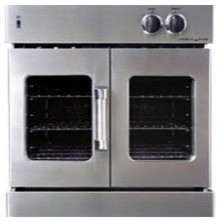 """American Range 30"""" Legacy Electric Wall Oven Stainless Steel 