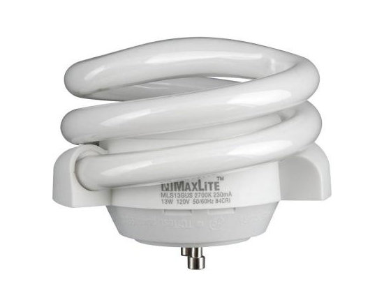 Progress Lighting - Progress Lighting 13-Watt (60W) Equivalent Soft White (2700K) Spiral CFL Light B - Shop for Electrical at The Home Depot. Saving energy is not only the right thing to do for the environment, it's right for your wallet as well. This EnergyStar compact fluorescent lamp provides long life, low maintenance performance and up to 75-percent reduction in energy costs. Advanced, rapid start electronics provide flicker-free and instant-on operation.