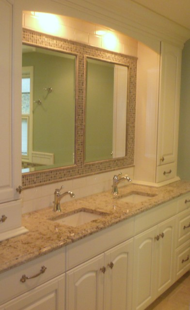 Benskey Project traditional-bathroom