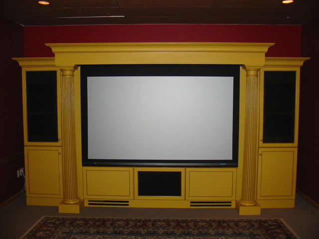 Home Theaters traditional-home-electronics