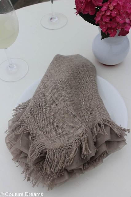 Couture Dreams Table Linens napkins