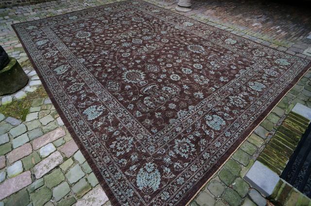 Modern Zieglers (2-tone) modern-rugs