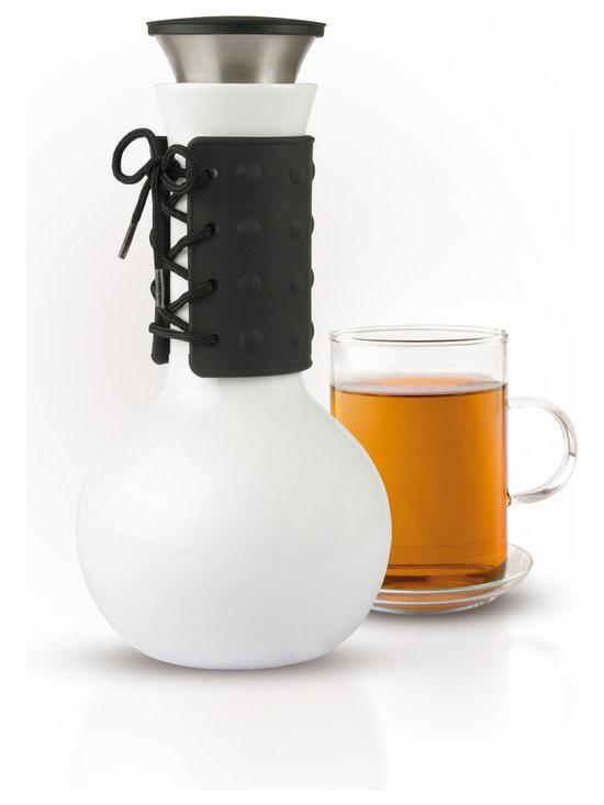Corsage Tea Pot -