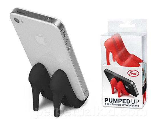 Pumped Up Phone Stand -