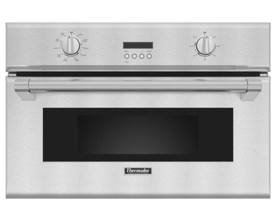 "Thermador 30"" Built In Steam Convection Oven, Stainless Steel 