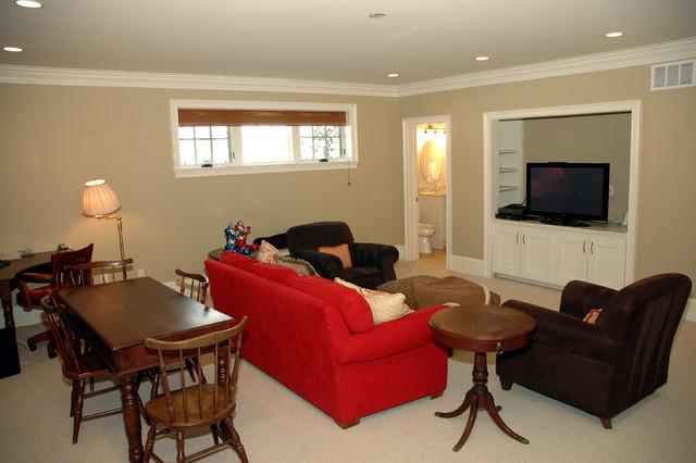 Martina 562 traditional-basement