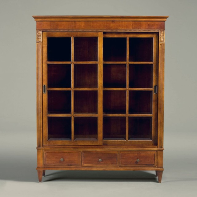 townhouse ashton curio cabinet - Traditional - Storage Cabinets - by Ethan Allen