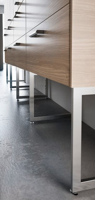 limhamn legs scandinavian kitchen cabinetry other metro by