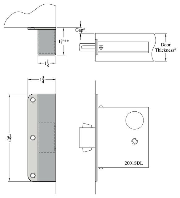 Barn Doors contemporary-details