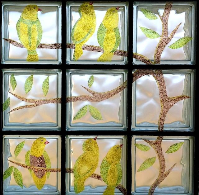 BIRDS mediterranean-artwork