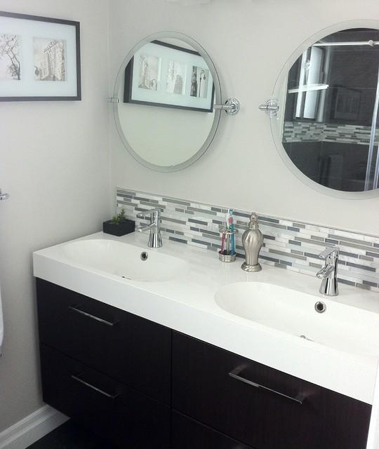 Bathroom after contemporary-bathroom