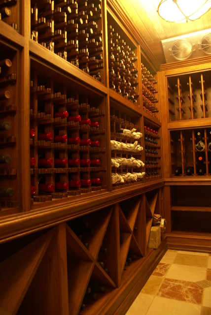 Wine Cellar (Long Island, NY) traditional wine cellar