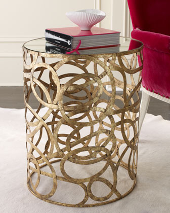 Scroll Side Table traditional-side-tables-and-end-tables