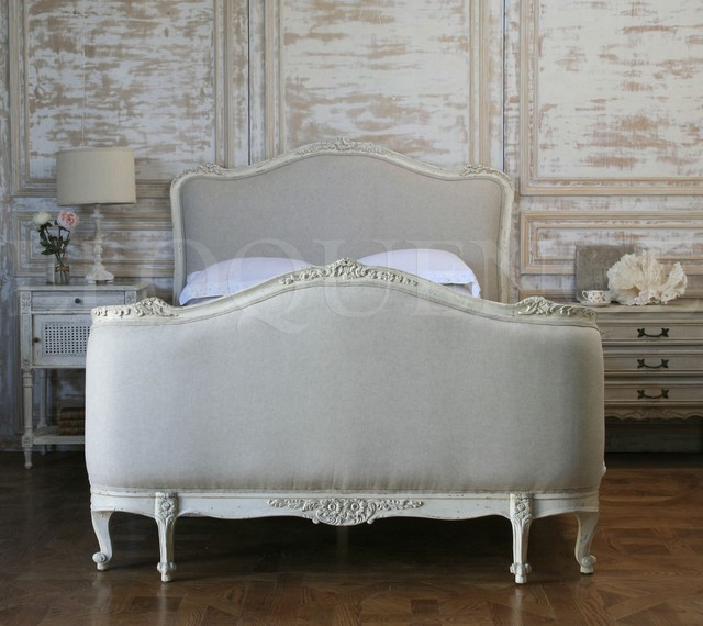 King Sophia Bed traditional-beds