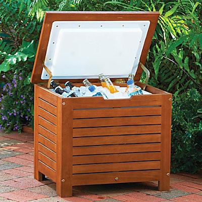 ice chest designs