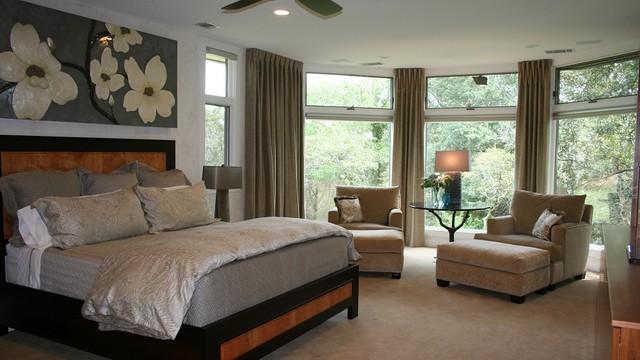 Davenport House traditional-bedroom