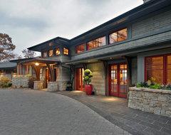 Legerton Architecture craftsman-exterior