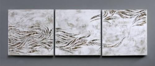 Serene Flow - Oil Painting modern-artwork