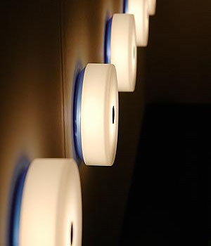 Mini Button Wall Lamp \ Sconce By Flos Lighting modern-wall-lighting