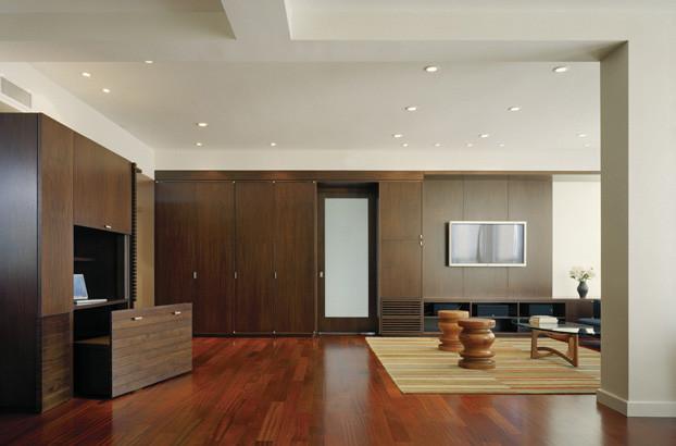 Min | Day modern-living-room