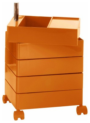 360° Storage Unit - 5 drawers by Magis - Modern - Filing Cabinets - other metro - by Made in Design