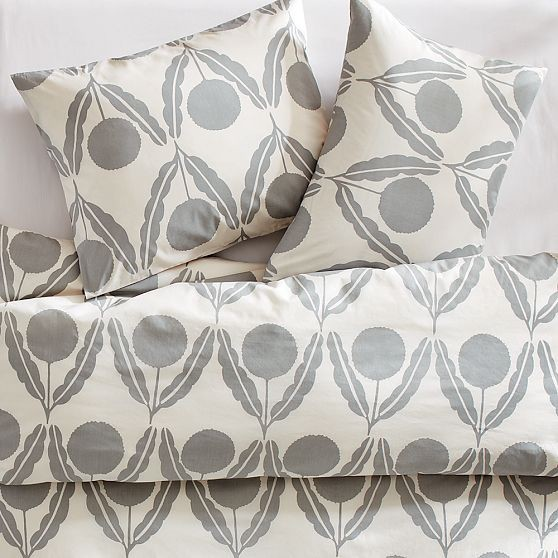 Organic Imperial Duvet Cover + Shams modern-bedding