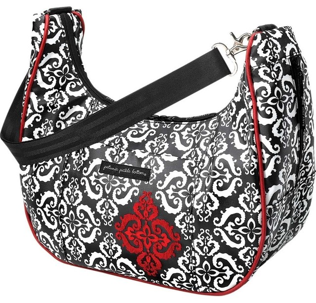Petunia Pickle Bottom Touring Totes - Frolicking in Fez modern-baby-and-kids