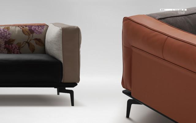 Avalon Sofa Contemporary Sofas Sydney By Camerich