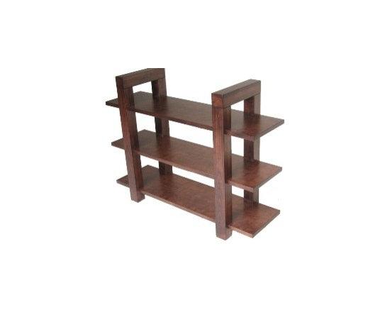 Creative Home Furnishings - Boxwood Furniture - Boxwood Bookcase
