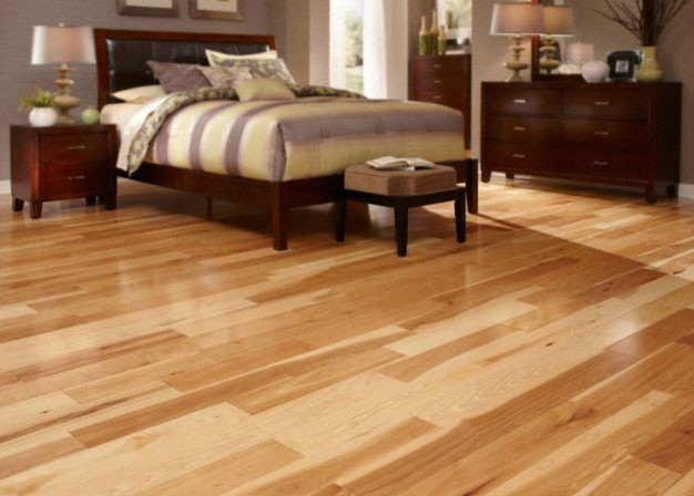 Natural Hickory Engineered by Bellawood - Hardwood ...
