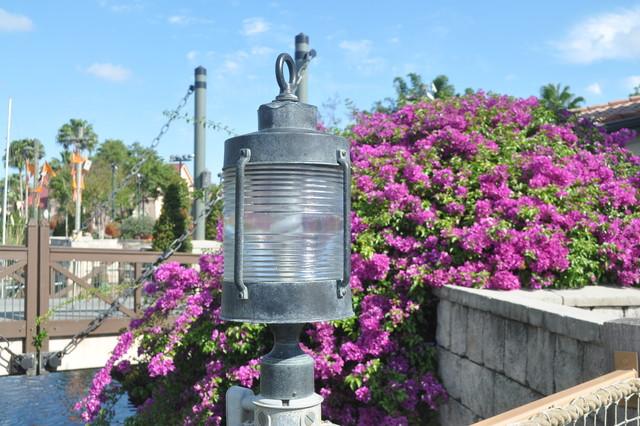 Hanover Lantern mediterranean-outdoor-lighting