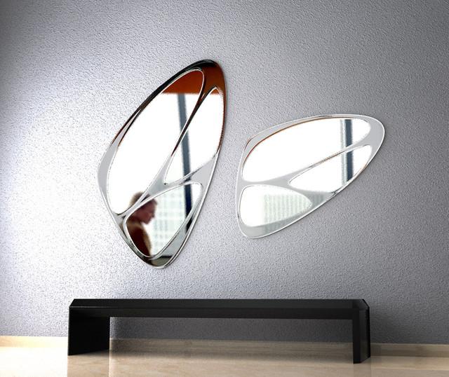 Hadid modern-wall-mirrors